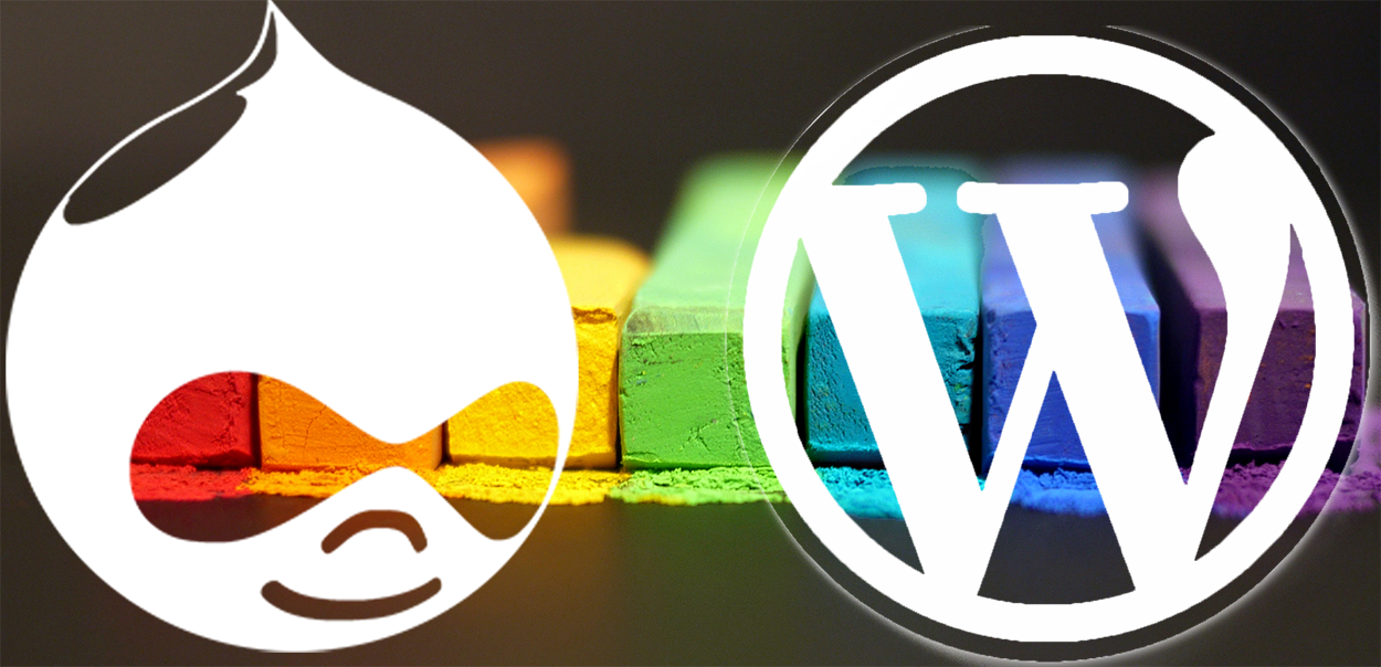 Drupal vs. WordPress
